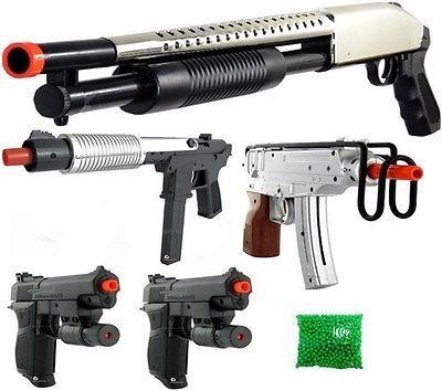 Airsoftové zbrane nové alebo z bazáru?